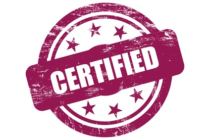 Verifying your authenticity