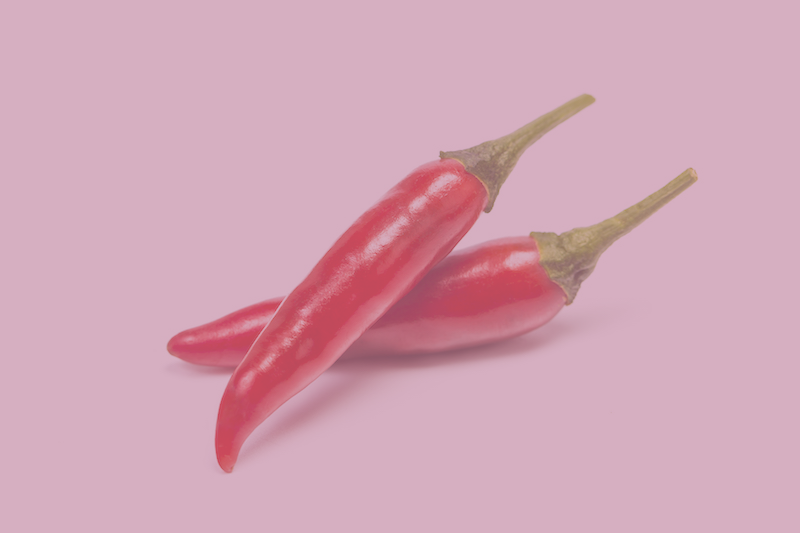 aphrodisiac hot chilies