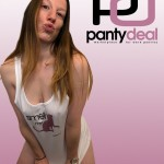 Meeting Anabelle, a sexy pantydeal seller